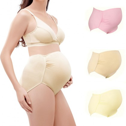 Maternity Comfortable Supportive Panties - Without Adjustable Waistband